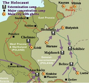 Holocaust : Attribution:  Dennis Nilsson via Wikipedia