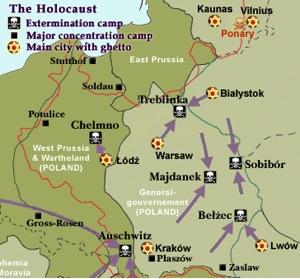 Holocaust : Attribution:  Dennis Nilsson via Wikipedia